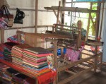 Cham Woman at her Loom