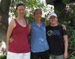 Karen, Inga, Shelly