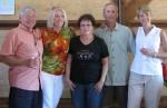 John, Linda, Shirlee Londer, Steve, Inga